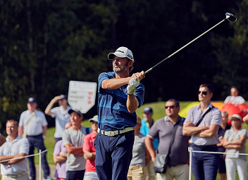 VTB Russian Open Golf Championship (Senior), Moscow Country Club, 2018